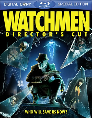 Watchmen Movie Blu-ray