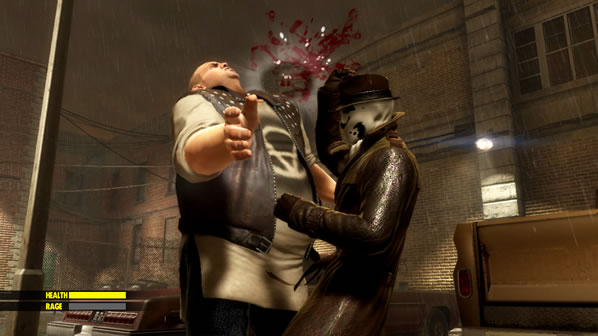 Screenshot - Watchmen: The End Is Nigh