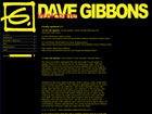 Dave Gibbons Fan Site
