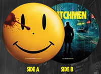 "12"" Watchmen Picture Disc"