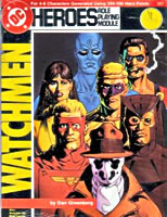 """Who Watches the Watchmen?"" Roleplaying Module"