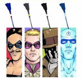 Watchmen Bookmark Set