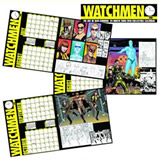 Watchmen 24 Month Hardcover Calendar