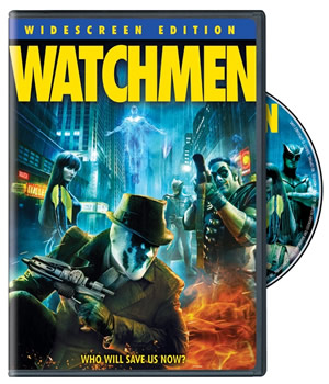 Watchmen Movie: Theatrical Cut (Single Disc Edition)