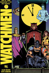 Watchmen Hardcover Edition