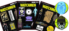 Watchmen Magnets