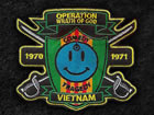 Vietnam patch