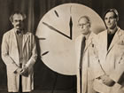 Doomsday Clock scientists
