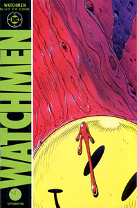 Watchmen, Issue 1
