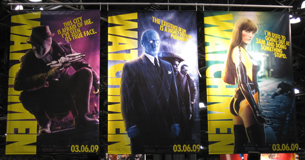 Watchmen banners