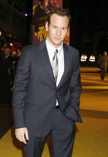 Patrick Wilson at the UK premiere