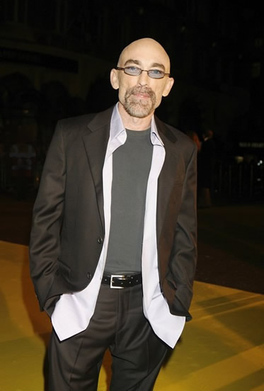 Jackie Earle Haley at the UK premiere