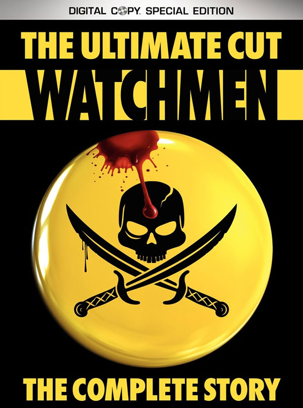 Watchmen: The Ultimate Cut DVD Cover