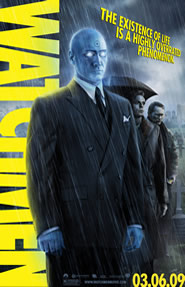 Watchmen Dr. Manhattan Banner