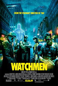 Watchmen Theatrical Poster